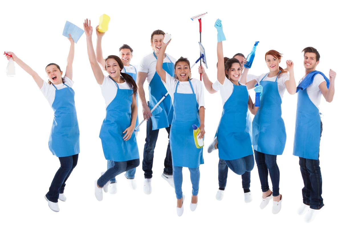 Advantages of opening a cleaning services company