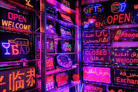 The Benefits of LED Signage for Businesses
