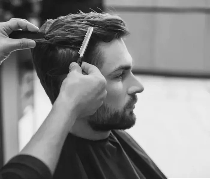 Benefits of visiting men's salons